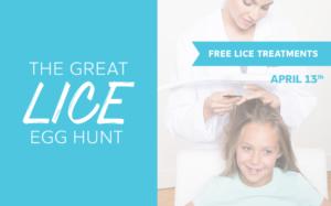 "lice clinics of america fourth annual ""egg hunt"" a nationwide success"